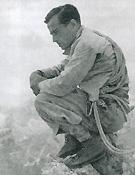 Emilio Comicci, el lado estético de la escalada.