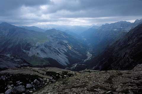 Valle del río Cinca
