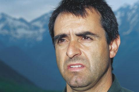 Juan Ignacio Pérez. Foto: Sergio de Uña