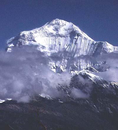 Dhaulagiri, 8.167 metros