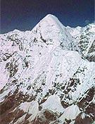 Pumori (Nepal 7.161 m)<br> Foto: Jerónimo López