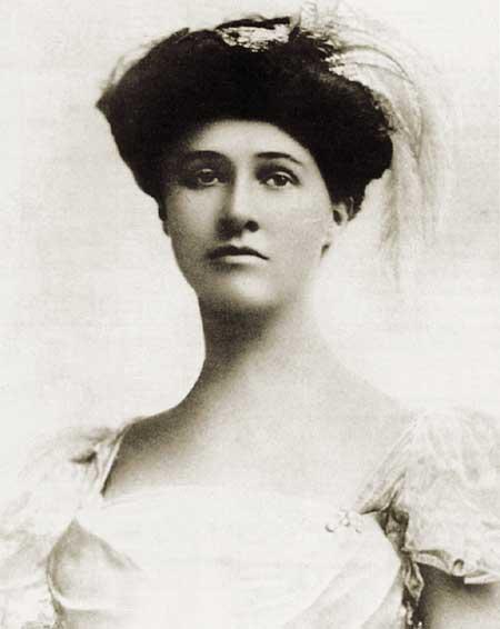 El retrato de la norteamericana Katherine Elkins que acompañó al Duque en su última residencia