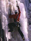 Escalada en hielo en Canadá - Foto: Col. Al filo