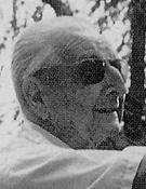 Ardito Desio a sus 93 años.Foto: Col. Kurt Diemberger.