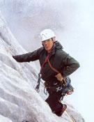 Escalando la Sur del Pico Urriello- Foto: Darío Rodríguez