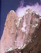 Amin Brakk (5.850 m), Valle de Nanghma (Karakorum)