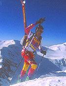 Jorge intentará conseguir este verano su primer ochomil en el K2  ~  Archivo Desnivel