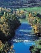 Valle del río Irati