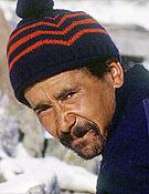 Abdul Little Karim, el porteador y sirdar más conocido del Baltoro  ~  J. San Sebastián