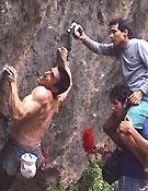 Así se filmó País de Roca - Foto: Avista Multimedia