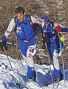 Murada y Biscacci, Campeones del Mundo en Serre-Chevalier - Foto: Agencia Zoom