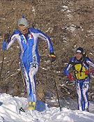 Blanc y Sbalbi segundos en Val d