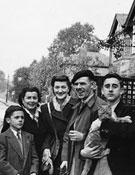 Manchester, 1948.- Foto: Archivo Anglada