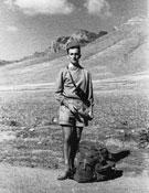 Despedida de estudiante, verano de 1953.- Foto: Archivo Anglada.