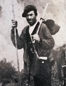 El Cainejo, según foto de Saint-Saud (en publicación de Lueje y Odriozola, 1979)