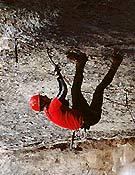 Rich Purnell sonbre Lucky,M11 de Vail, Colorado (USA) - Foto: Tim Aex