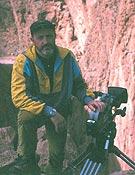 Sebastián Álvaro, director de Al filo  ~  Archivo Desnivel