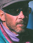 Josu Bereciartua, uno de los cinco alpinistas del equipo - Foto: Col Al filo