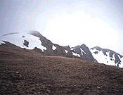 """Pico del Lobo (2.262m) - Foto: <a href=""""http://www.henaresaldia.com/cam/index.htm"""">Club Alcarreñode Montaña</a>"""