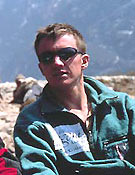 El alpinista kazajstaní Denis Urubko - Foto: Col. Simone Moro