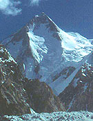 Gasherbrum 1 (8.068 m) - Foto: Jerónimo López