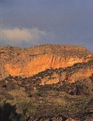 Las condiciones meteorológicas, la estación y la hora son responsables del aspecto del paisaje. Foto: Archivo Desnivel