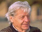 El veterano alpinista italiano Cesarino Fava ~ Archivo Desnivel