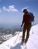 Esquí de montaña en el Aneto, techo Pirenaico  ~ Archivo Desnivel