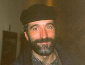 Miguel Ángel durante una visita anterior a la Librería Desnivel.  ~ Archivo Desnivel