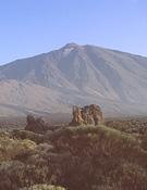 Parque Nacional del Teide, Islas Canarias  ~ Archivo Desnivel