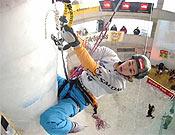 """El ruso Bytchkov """"pinchó"""" mal en la final, y terminó quinto, y tercero en la general- Foto: <a href=""""http://www.ice-time.com"""">ice-time.com</a>"""