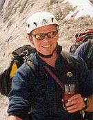 "El escalador británico Pat Littlejohn. - Foto: <a href=""http://www.alpin-ism.com/about/index.html"">ISM</a>"