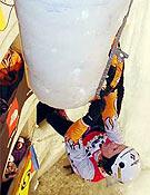 """Ines Papert, reina de la IWC 2003, ha demostrado su podería en el """"mundo real"""": primer M11 femenino con Mission Impossible.  - Foto: ice-time.com"""