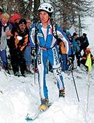 Stephane Broose, subcampeón de Europa 2003. - Foto: Agencia Zoom