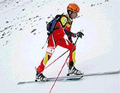 El segoviano Manu Pérez, 4º en el ranking individual europeo 2003. - Foto: FEDME