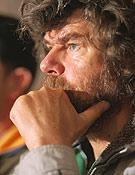 Reinhold Messner. - Foto: Roberto Travesi