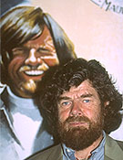 Messner & Messner.  ~ Archivo Desnivel