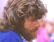 Imagen de archivo del primer vencedor de los Catorce Ochomiles, hoy diputado por los verdes en el Parlamento Europeo.  ~ Archivo Desnivel