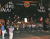 Salida nocturna de la V Marató i Mitja Castelló-Penyagolosa.  ~ Foto: FEDME