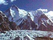 Vertiente suroeste del Gasherbrum 1. - Foto: Jerónimo López
