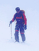 Jean C. Lafaille cerraba el pasado 15 de julio su trilogía ochomilista de 2003 con la cima del Broad Peak, y junto a Viesturs, Moro y Otxoa de Olza. - Foto: jclafaille.com