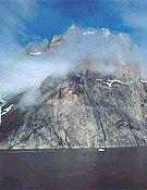 Thumbnail, quizá el acantilado más alto del globo, con 1.500 m. - Foto: Ian Partnel