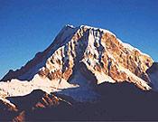 Nevado Ranrapalca (6.112 m) - Foto: Jonás Cruces