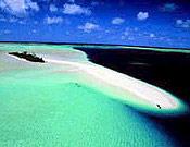 La paradisíaca isla de Nueva Caledonia (Pacífico Sur) acojerá el desenlace de las X-adventure Raids Series 2003.  Foto: raidseries.com