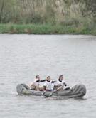 La victoria de Pereyra Iraola se forjó sobre la canoa.- Foto: clubdecorredores.com