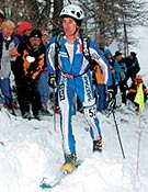 Stephane Broose, subcampeón de Europa 2003. Foto: Agencia Zoom