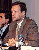 Marcelino Iglesías, presidente del Gobierno de Aragón. - Foto: circe.cps.unizar.es