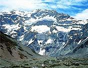 Cara Sur del Aconcagua. - Foto: humar.com