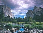 Yosemite Valley, de Enrique de la Montaña, ganadora del XIV Concurso de diapositivas Memorial Maria Luisa. - Foto: memorialmarialuisa.com
