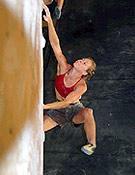 Lauren Lee lograba en Salt Lake City su primera victoria en la PCA. En la imagen, durante el Summer Showdown (agosto 2003). - Foto: pcatour.com